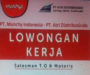 Lowongan Kerja Salesman TO dan Motoris