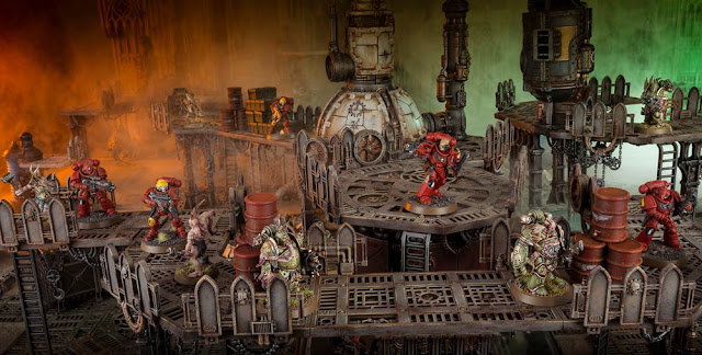 Kill Team Marines Espaciales