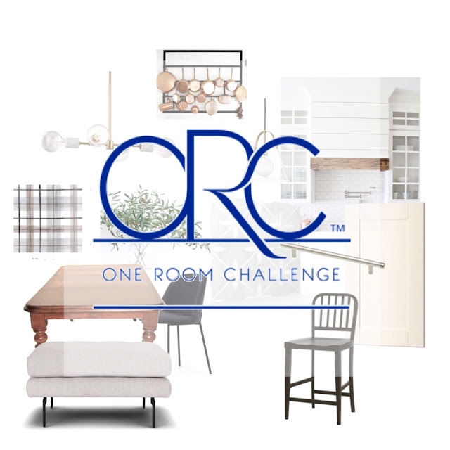 One Room Challenge 2018 Harlow and Thistle Featured Designer BHG