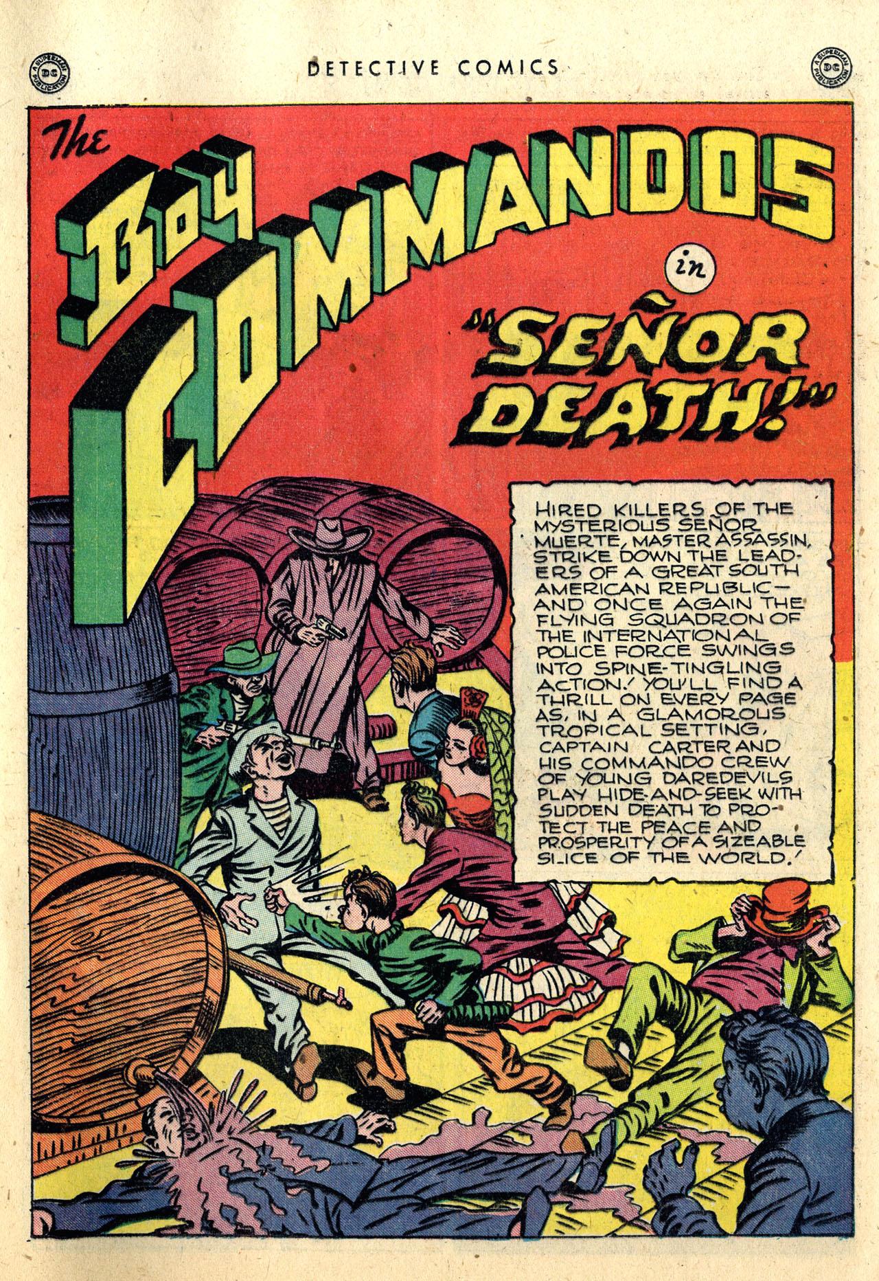 Read online Detective Comics (1937) comic -  Issue #112 - 37