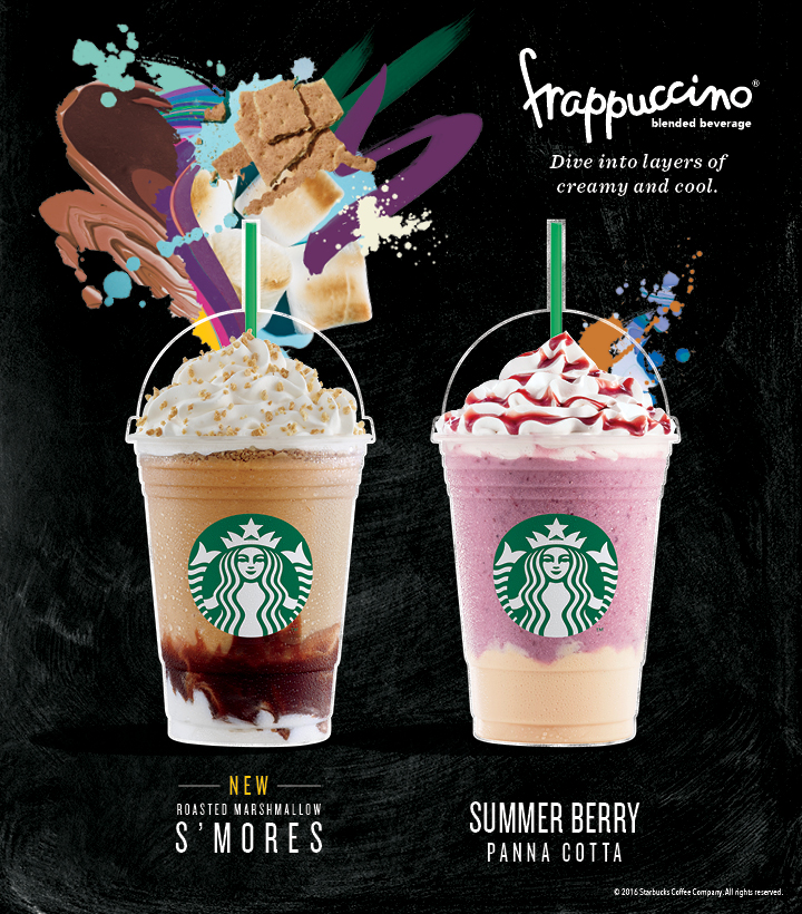 Beat The Summer Heat With These Refreshing Starbucks