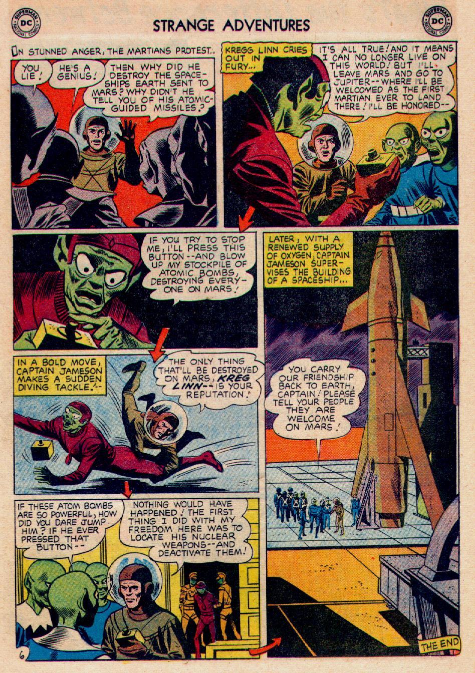 Strange Adventures (1950) issue 95 - Page 17