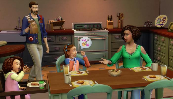 Sims 4-Challenge: Allein unter Kindern - Nerd-Gedanken - Rollenspiel ...