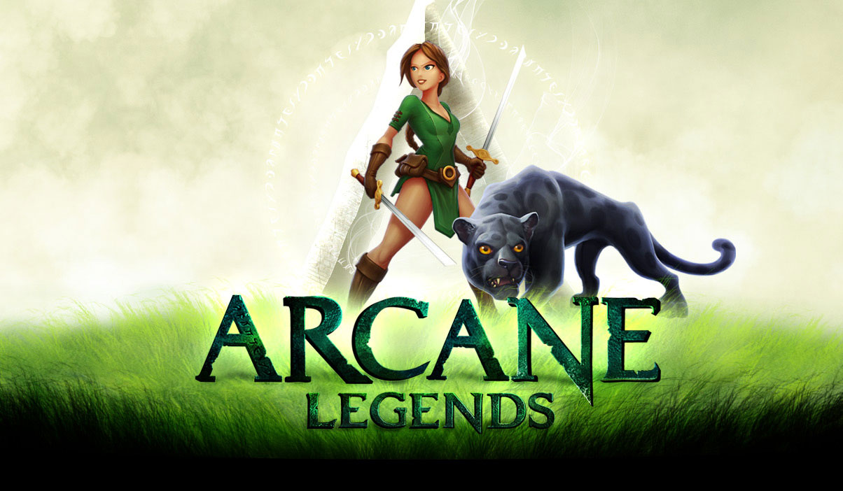Arcane legends private server