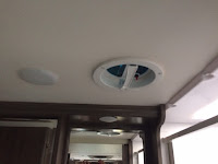 2018.5 Winnebago Fuse bathroom fan