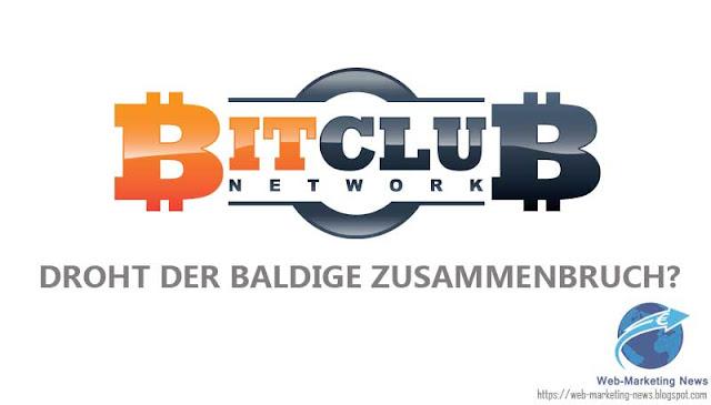 Bitclub Network Zusammenbruch