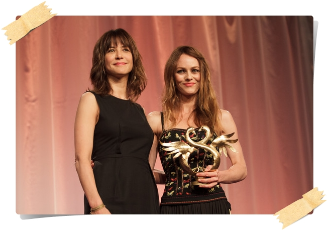 Vanessa Paradis Photos from the Swann Awards - Pics 8
