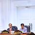 Pimpin Ratas, Presiden Ingin Pastikan Persiapan Idulfitri Lancar