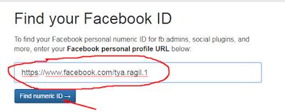 Cara Mudah Mengetahui ID akun Facebook