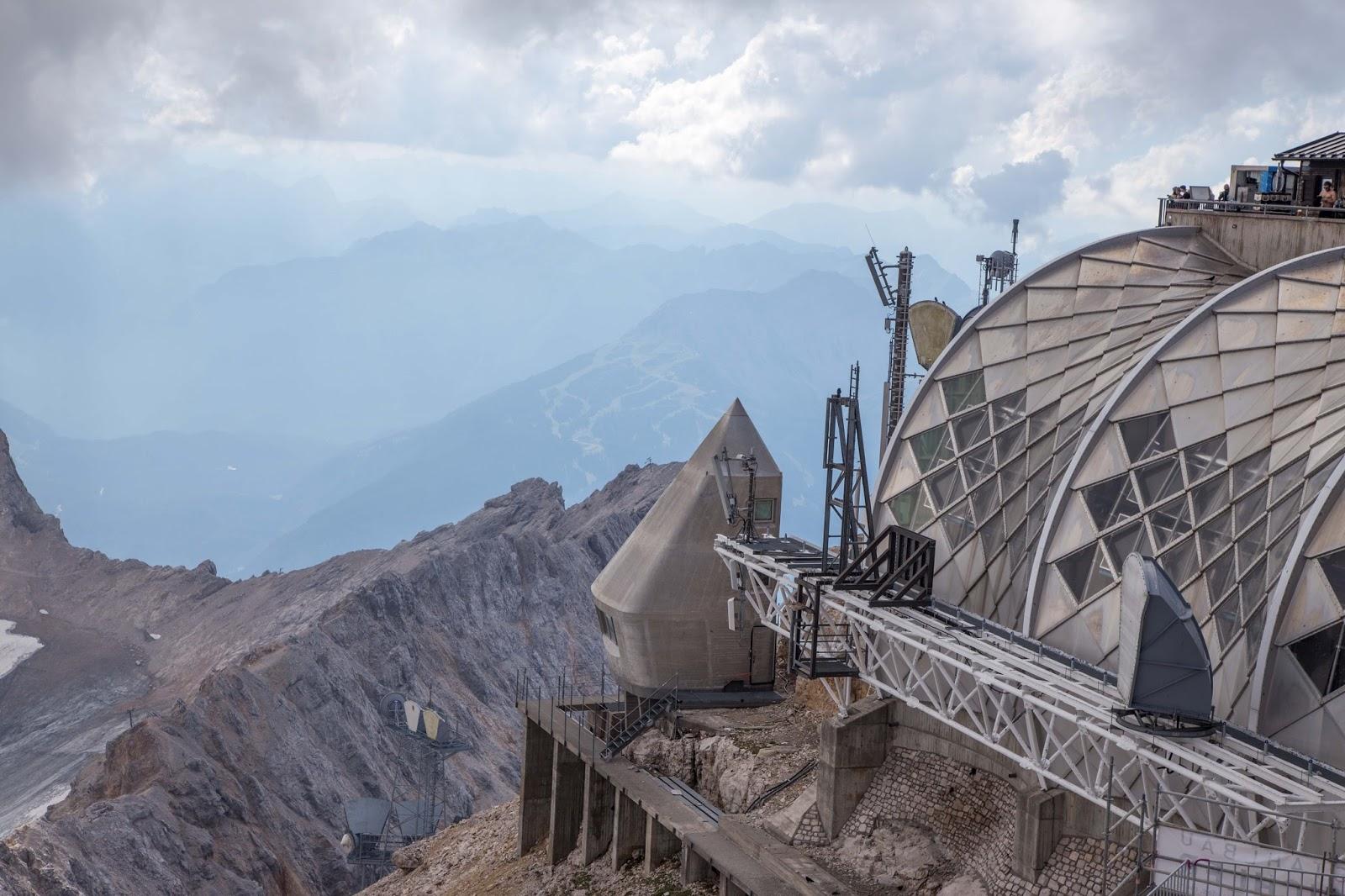 Klettersteig Zugspitze Schwierigkeitsgrad : Wanderung von garmisch auf die zugspitze zugspitztour tägig
