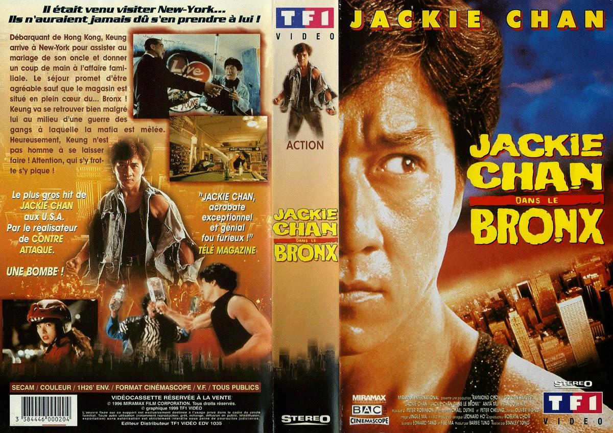Jacky Chan dans le bronx