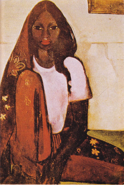 amrita sher-gil child bride