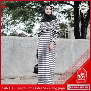 Jual RRJ166D144 Dress Adriana Maxy Wanita Mo Terbaru Trendy BMGShop
