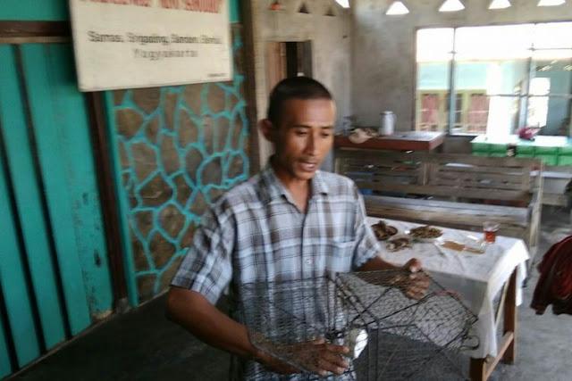 Nasib Pilu Nelayan Bantul, Jadi Tersangka Setelah Menangkap Kepiting Demi Menyambung Hidup