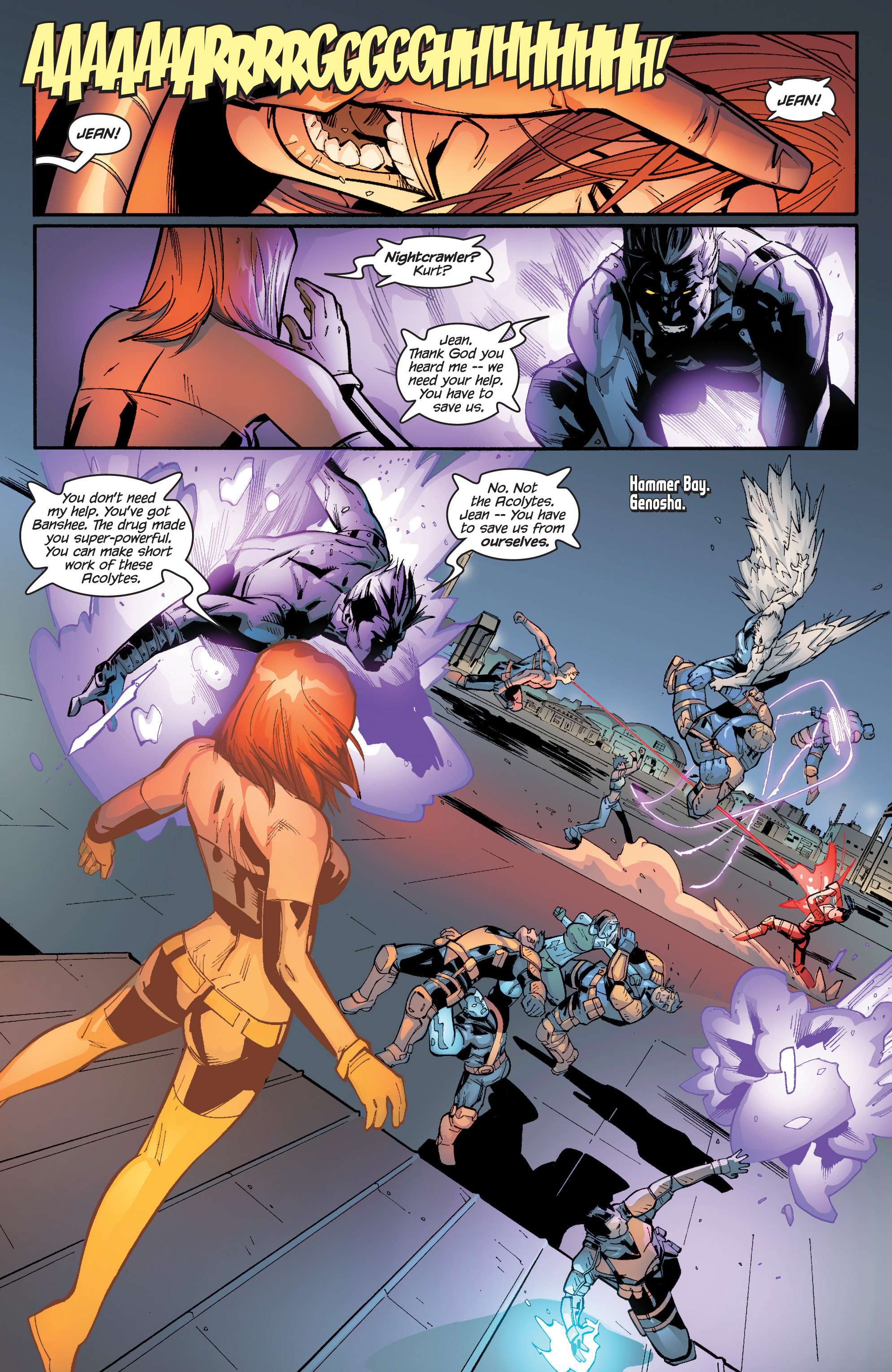 Read online Ultimate X-Men comic -  Issue #96 - 8