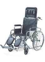 Reclining Wheelchair 901 GC