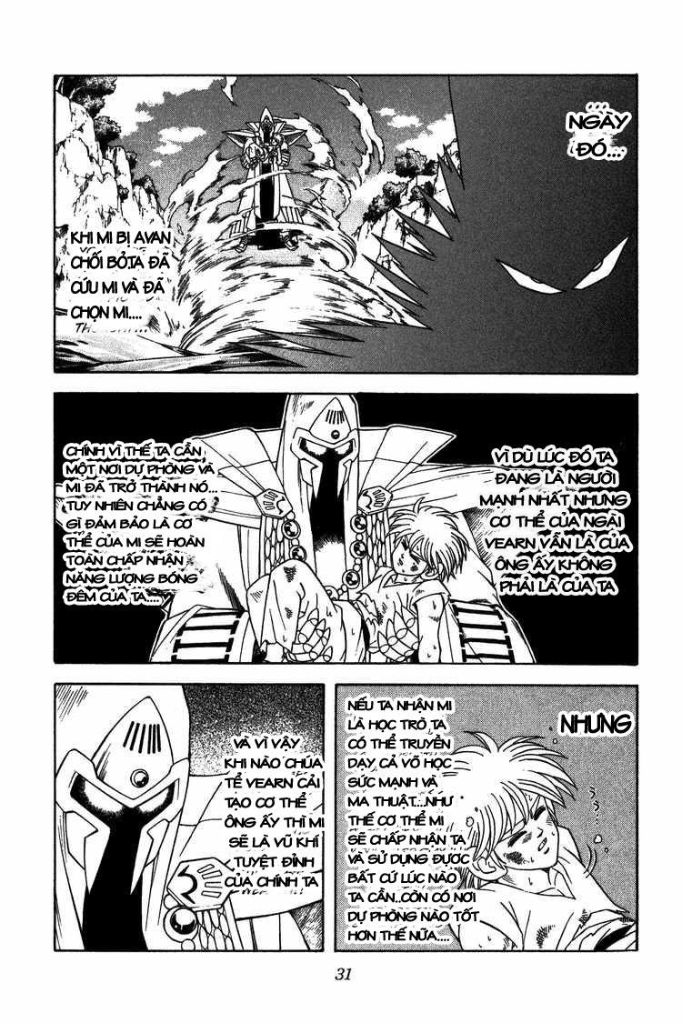 Dấu ấn rồng thiêng chap 318 trang 8
