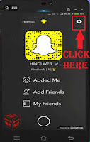 how to delete snapchat account  permanently on android