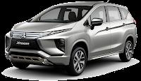 Mitsubishi XPander Warna Silver Metalic