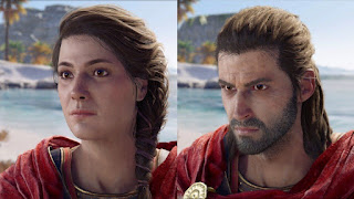 Assassin's Creed Odyssey Review-Characters