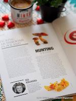 jeronimo martins, smaczna pyza w mediach, artykul, grzybobranie, mushrooming