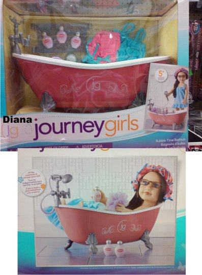 Living A Doll S Life In Store Report Journey Girls