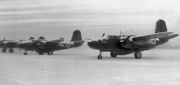 Planes, Douglas A-20 Havoc, of the Alaska-Siberian air road - Russophilia