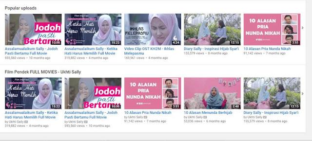 channel youtube untuk berjualan produk untuk menarik konsumen