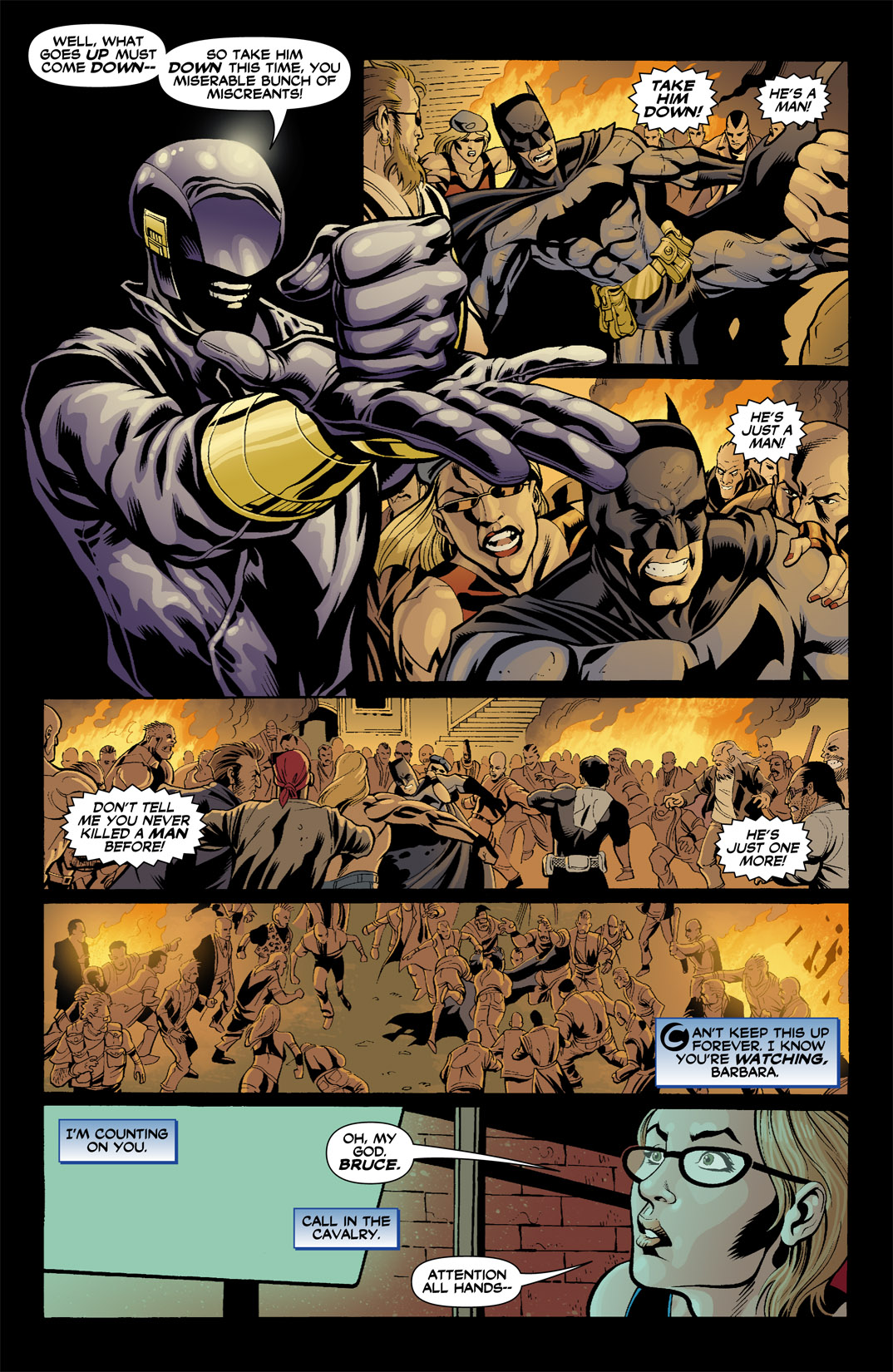 Detective Comics (1937) 799 Page 19