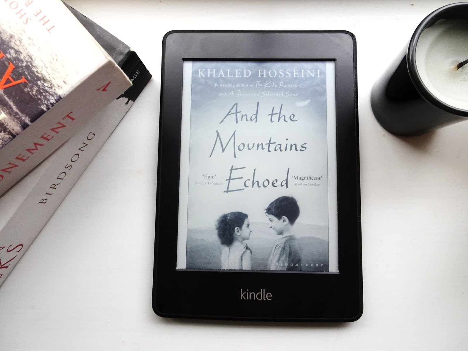 review and the mountains echoed khaled hosseini a view from i first came across khaled hosseini when i was in sixth form and he quickly became one of my favourite writers the kite runner and a thousand splendid suns