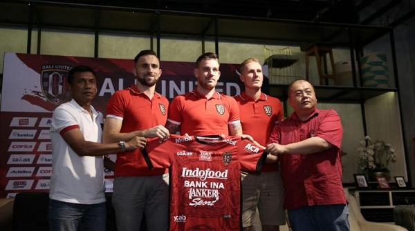 """Wow! Bali United Diperkuat 7 """"Pemain Asing"""" Musim Depan"""