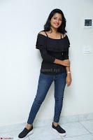 Deepthi Shetty looks super cute in off shoulder top and jeans ~  Exclusive 90.JPG