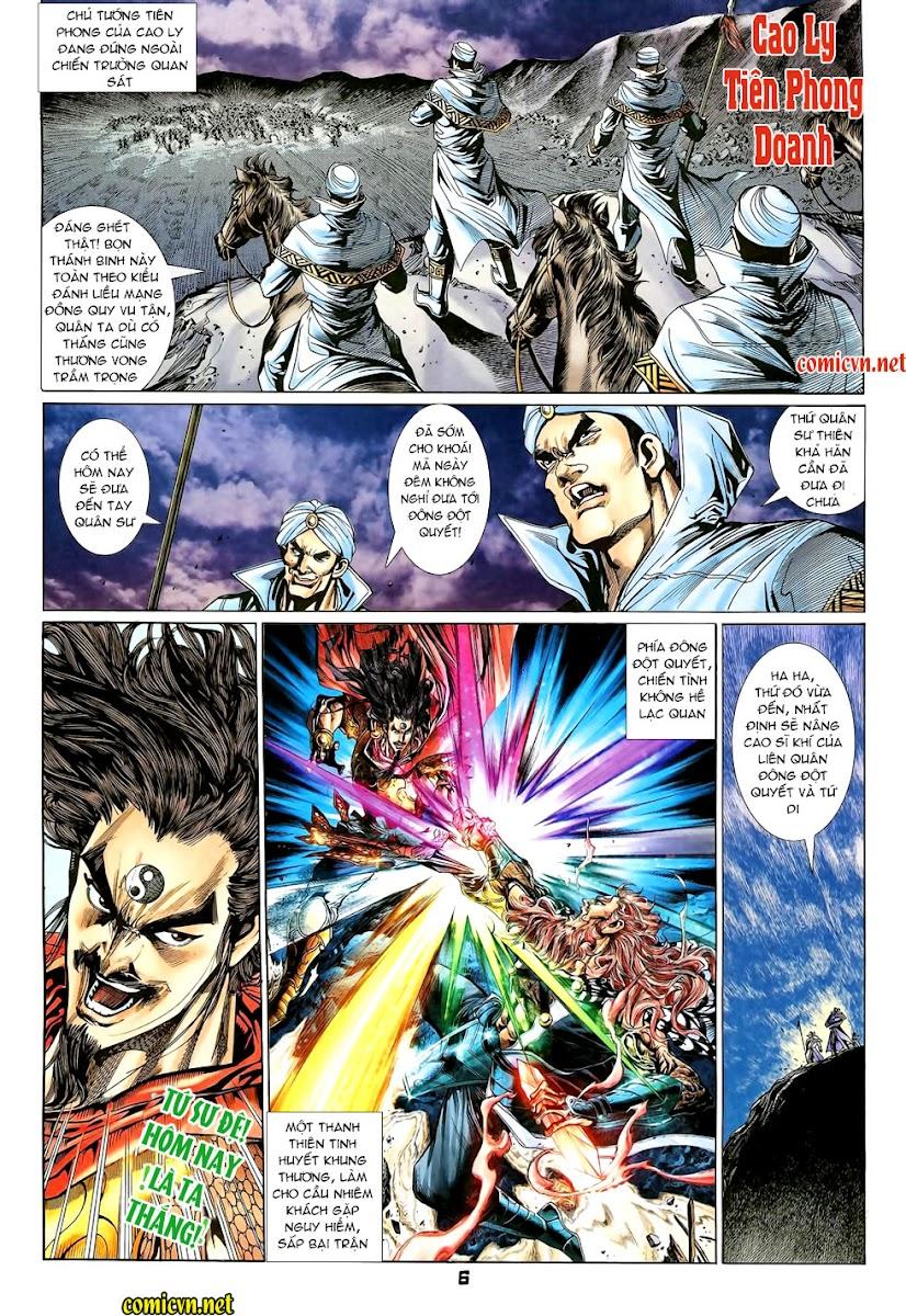 Đại Đường Uy Long chapter 92 trang 6
