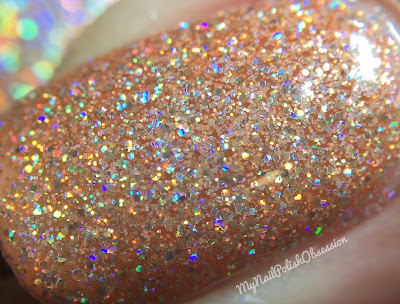 KBShimmer Mega Flame Collection, Spring 2016; So Flamous