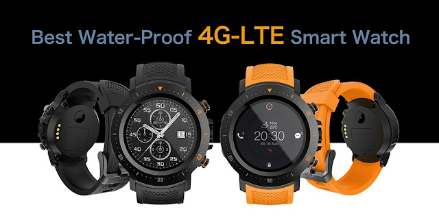 COLMI Flagship 4G LTE Smartwatch Specs, Features and Price