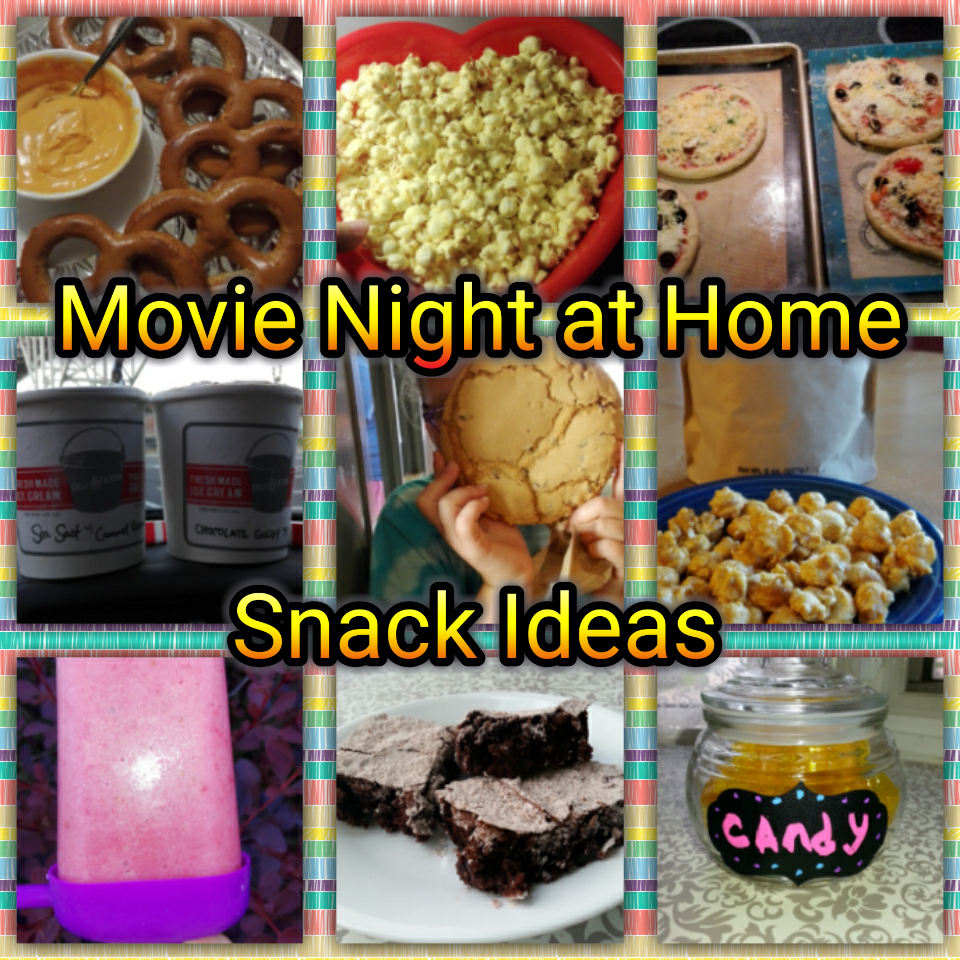 Save Green Being Green 10 Movie Night At Home Snack Ideas