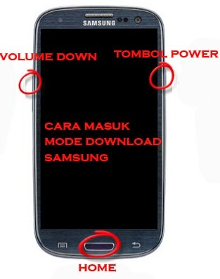 Cara Flashing Samsung Galaxy Ace 3 GT-S7270 via odin