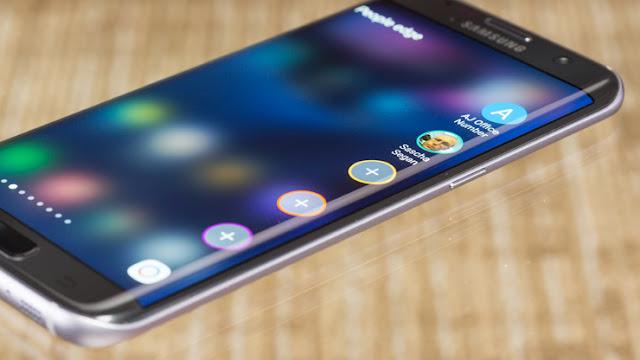 إس 7 إيدج أكثر هواتف أندرويد مبيعاً في 2016