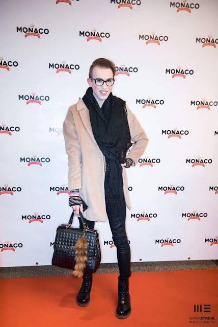 chris hanisch boy androgyn fashionblogger münchen itboy socialite monaco deluxe munich givenchy