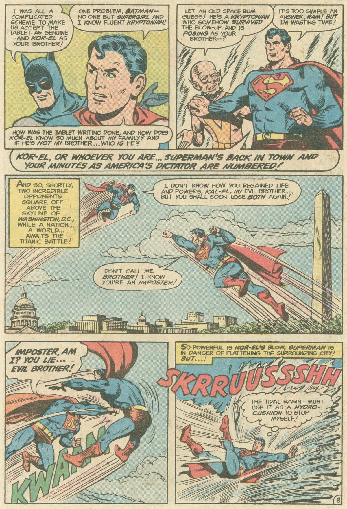 Read online World's Finest Comics comic -  Issue #247 - 11