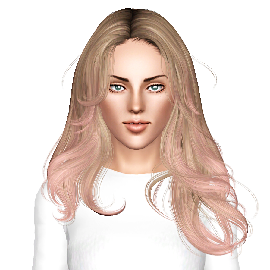 My Sims 3 Blog Newsea And Skysims Hair Edit Retextures By