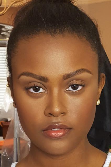 Natural Makeup Looks Black Girl