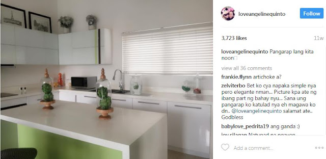 Angeline Quinto's Elegant Home Will Definitely Take Your Breath Away!