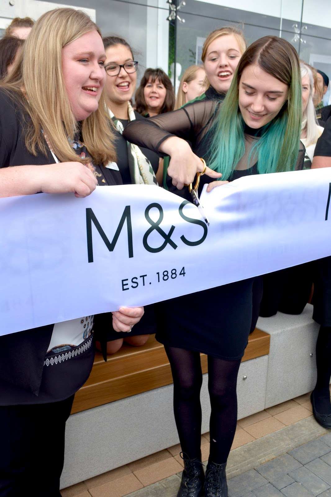 New Marks & Spencer Opening at Rushden Lakes