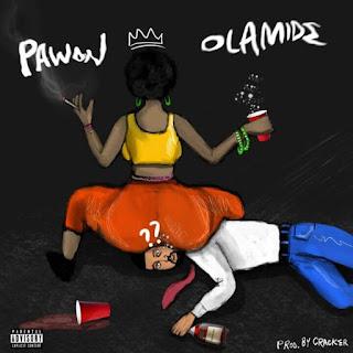 Audio Olamide - Pawon Mp3 Download