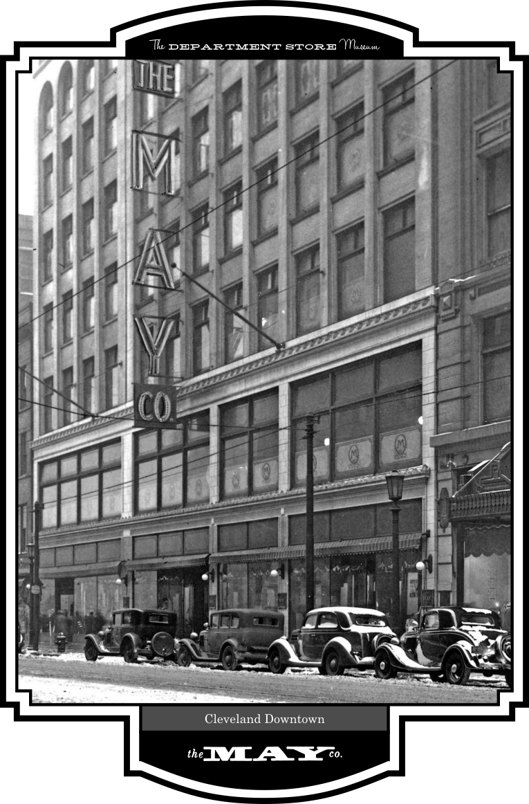 The Department Store Museum The May Co, Cleveland, Ohio