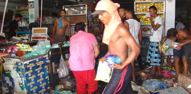 Diciembre será un mes de Saqueos en Venezuela