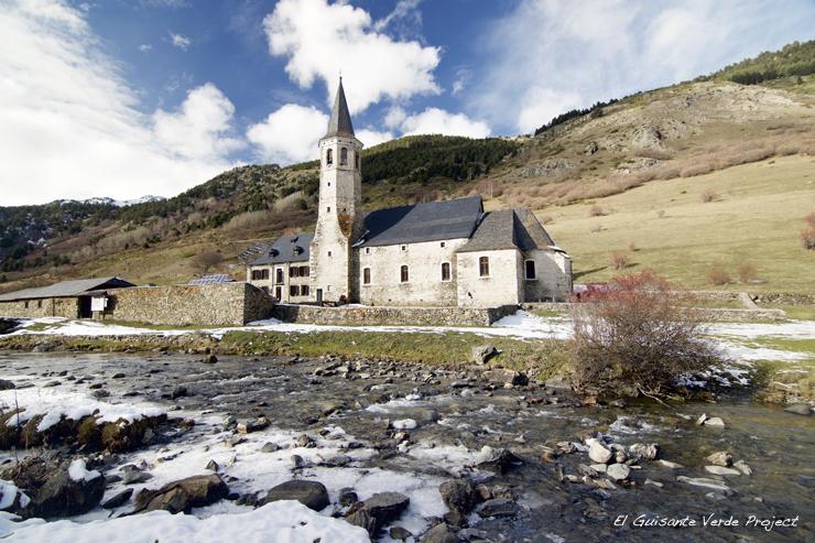 Santuario de Montgarri - Valle de Arán por El Guisante Verde Project
