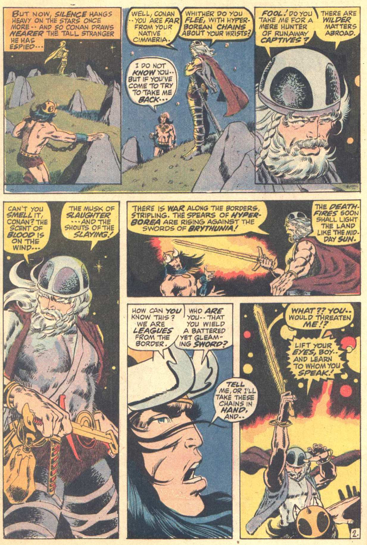 Conan the Barbarian (1970) Issue #3 #15 - English 3
