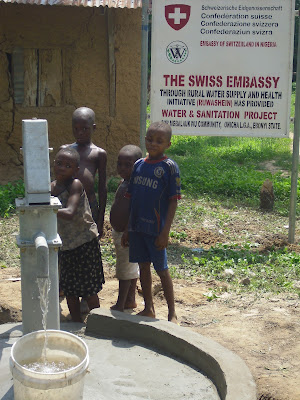 Swiss Embassy Gives Safe Water To Communities In Ebonyi